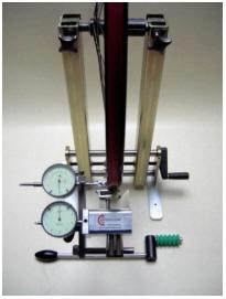 Hochwertiger Zentrierständer von Centrimaster