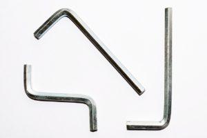 sechskant-imbus-schlüssel