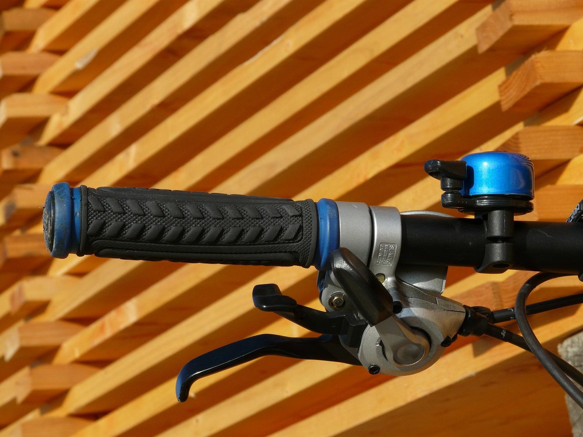 Fahrrad Lenkergriffe Ergonomisch Schraub-Griff MTB Mountainbike Gummigriffe Neu