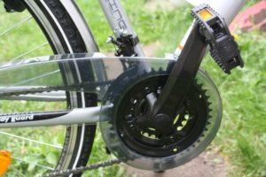 kettenschutz fahrrad pedale