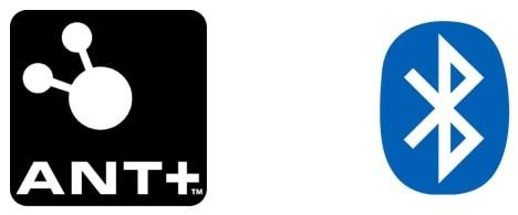 ant+ bluetooth logo