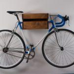 Fahrrad Wandhalterung Selber Bauen Anleitung Fotos Baumaße