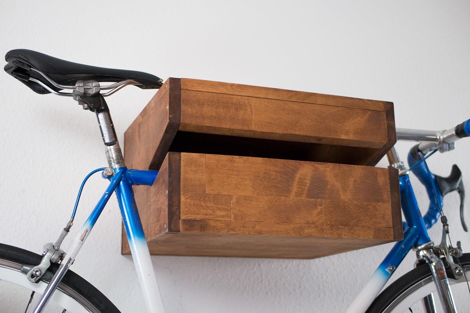 Fahrradregal Selbstgebaut Fahrradreparatur Net