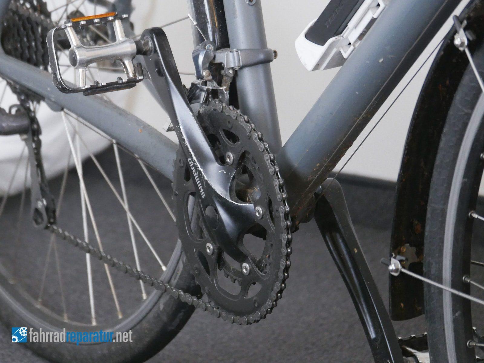 fahrradschaltung 1 fach gegen x fach schaltungen. Black Bedroom Furniture Sets. Home Design Ideas