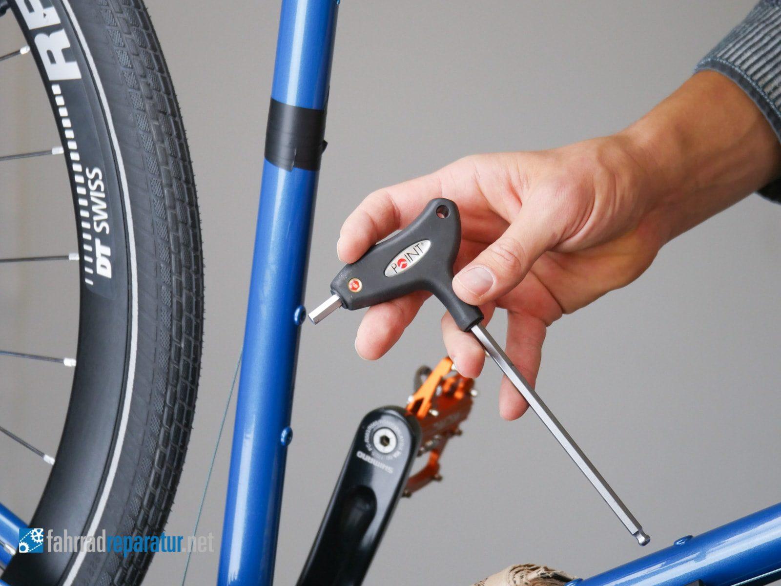 fahrradpedale wechseln montage anleitung mit bildern. Black Bedroom Furniture Sets. Home Design Ideas