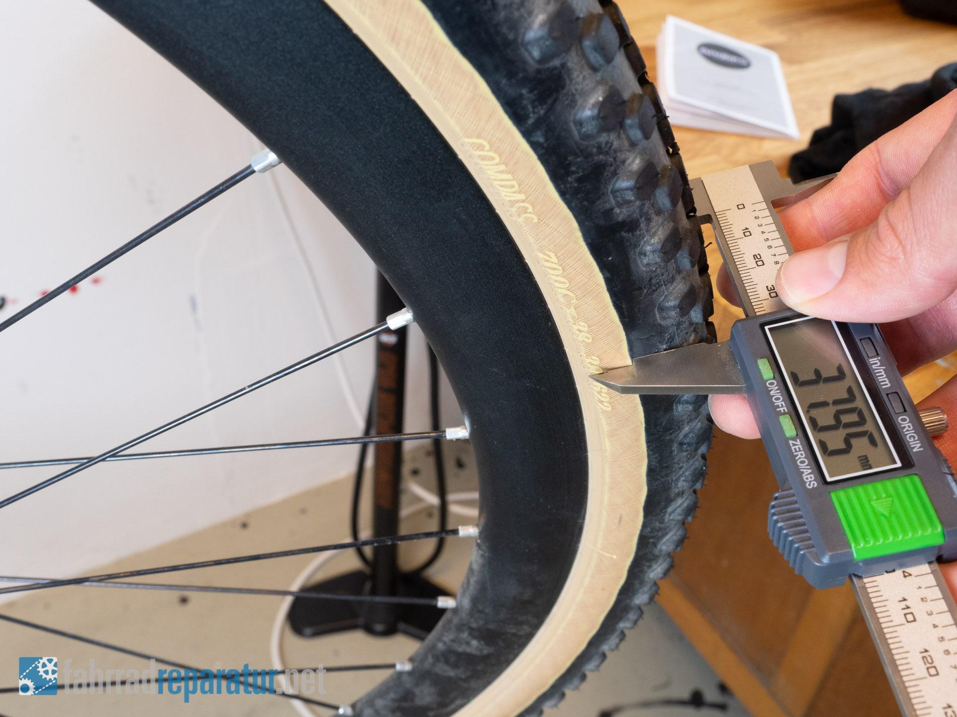 9B - Klassische Reifengröße im Aufwind - fahrradreparatur.net